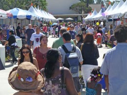 The OC Book Festival at a glance