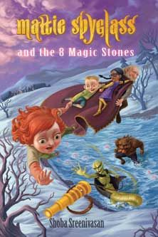 Mattie Spyglass and the 8 Magic Stones